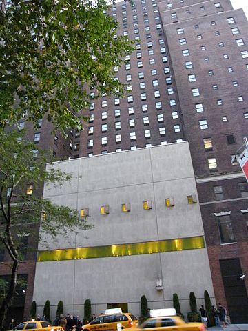 Hudson Hotel New York in het hart van de Big Apple